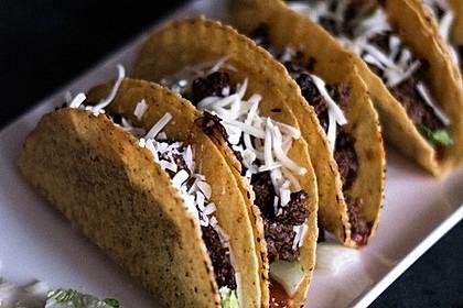 Hackfleisch-Tacos 1