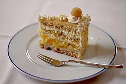 Apfel-Marzipan-Torte 1