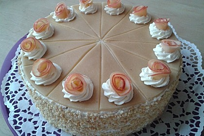 Apfel-Marzipan-Torte 4