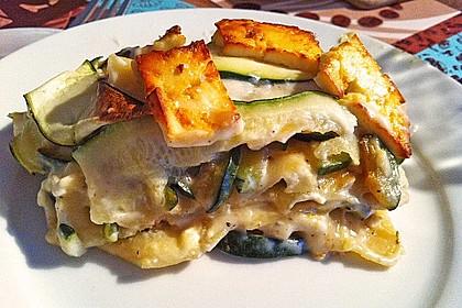 Jankos Veggie-Lasagne 2