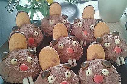 Biber-Cupcakes 2
