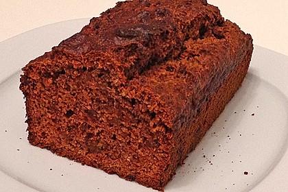Veganer Maulbeer-Haselnuss-Kuchen