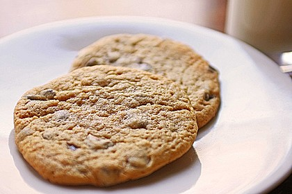 Chewy Chocolate Chip Cookies 2