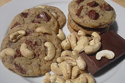 Chewy Chocolate Chip Cookies 1