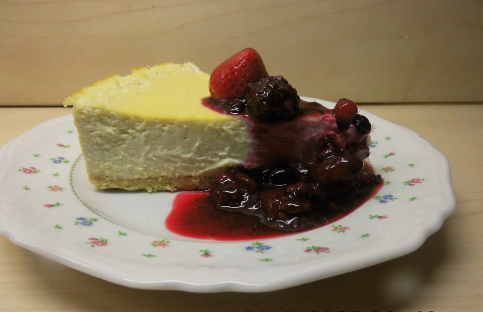 Low Carb New York Cheesecake Fast Ohne Kohlenhydrate Von Joe Chip