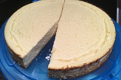 Low Carb New York Cheesecake - fast ohne Kohlenhydrate 5