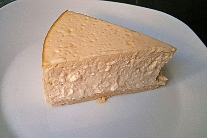 Low Carb New York Cheesecake - fast ohne Kohlenhydrate 2