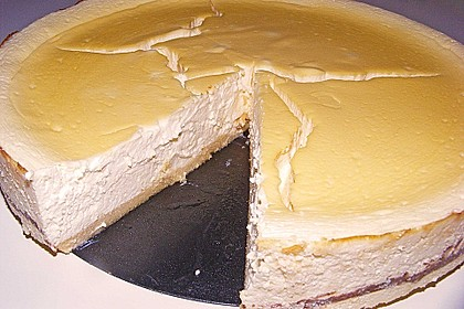 Low Carb New York Cheesecake - fast ohne Kohlenhydrate 6