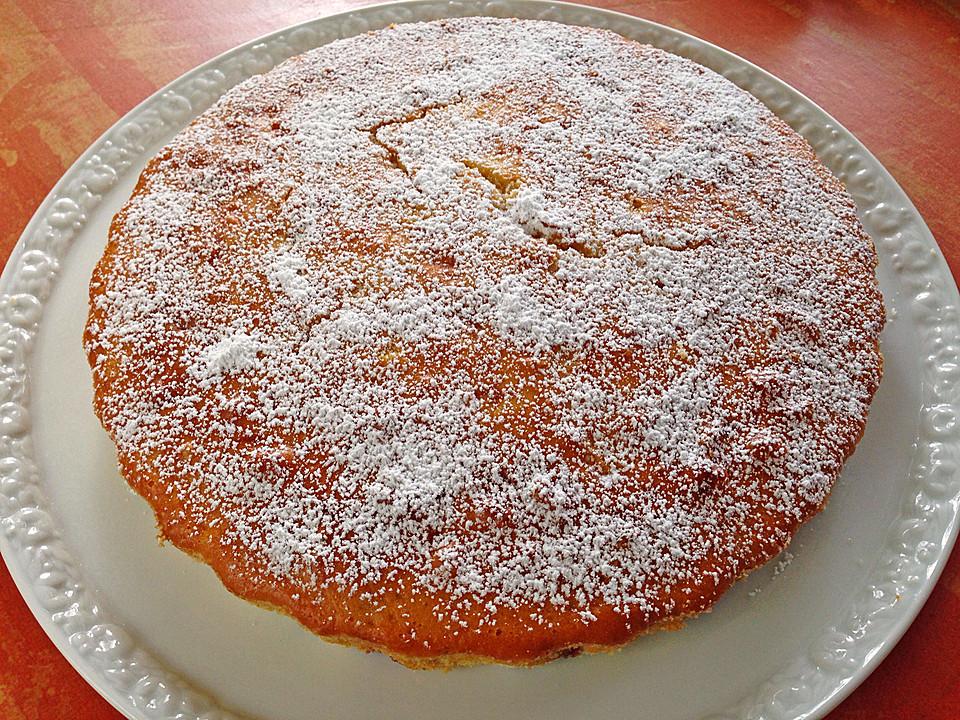 Dinkel Kirsch Kuchen Von Jennifer Melanie Chefkoch De