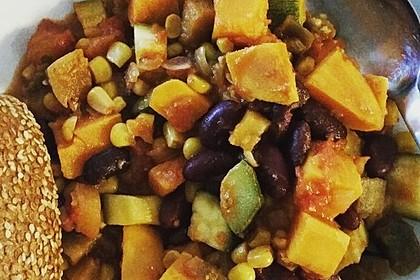 Süßkartoffel-Chili 14