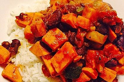 Süßkartoffel-Chili 10