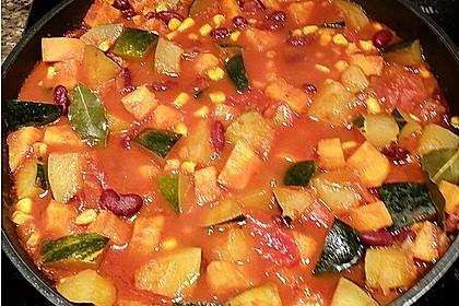 Süßkartoffel-Chili 9