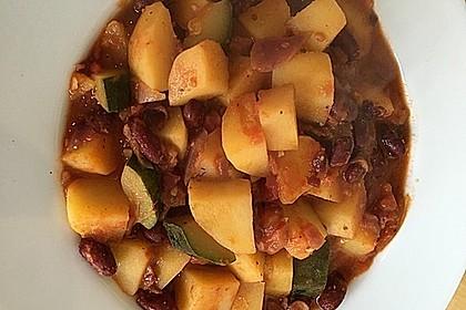 Süßkartoffel-Chili 20