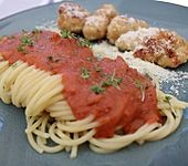 Die beste Sauce Napoli (Bild)