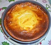 Aprikosen-Käsekuchen (Bild)