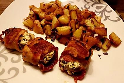 Bacon-Feta-Champignons 3