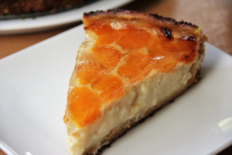 Mandarinenkuchen Mit Seidentofu Von Annk7 Chefkoch De