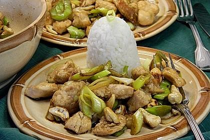Huhn-Porree-Salat 4
