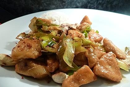 Huhn-Porree-Salat 6