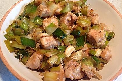 Huhn-Porree-Salat 11