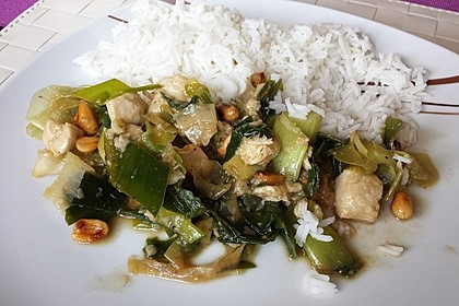 Huhn-Porree-Salat 16