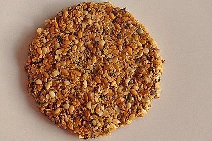 Würzige Rohkost-Cracker 1