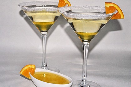 Smokeys Orangen-Prosecco (Bild)