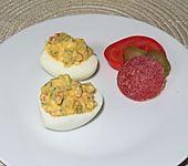 Gefüllte Eier à la Mama (Bild)