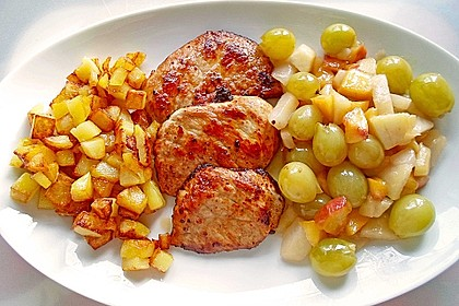 Fletchers Wiener Schnitzel mit Bratkartoffeln 2