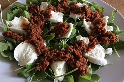 Mozzarellasalat auf römische Art 1