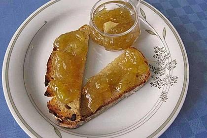 Rhabarber-Apfel-Marmelade