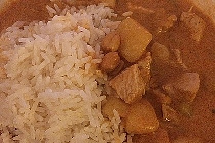 Thailändisches Massaman-Curry