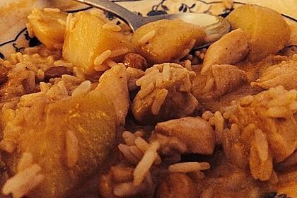 Thailändisches Massaman-Curry 1