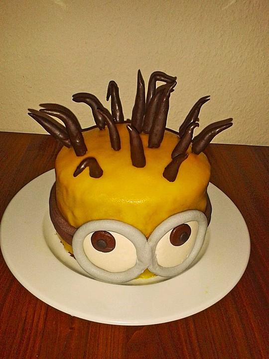 Minion Kuchen Von Yummiyummi18 Chefkoch De