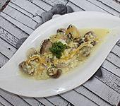 Schneller Pilz-Snack