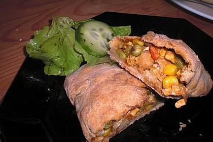 Empanadas Argentinas vegetarisch 1