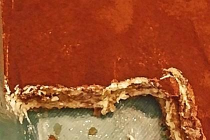 Frischkäse-Tiramisu ohne rohes Ei und ohne Mascarpone 5