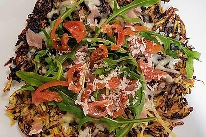 krümeltigers Zucchini-Kartoffel-Karotten-Rösti 2