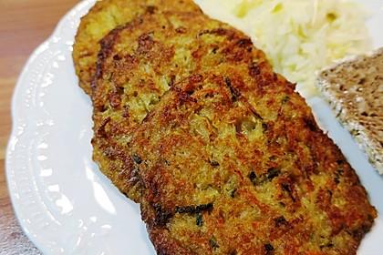 krümeltigers Zucchini-Kartoffel-Karotten-Rösti 1
