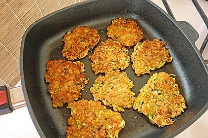 krümeltigers Zucchini-Kartoffel-Karotten-Rösti