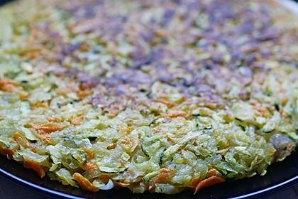krümeltigers Zucchini-Kartoffel-Karotten-Rösti 3