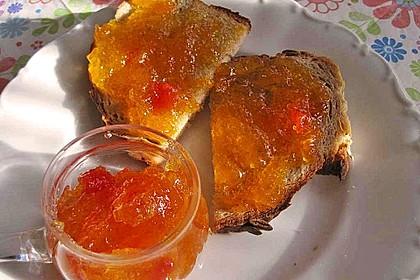 Aprikosen-Papaya-Marmelade