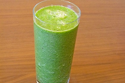 Exotic Green Smoothie 1