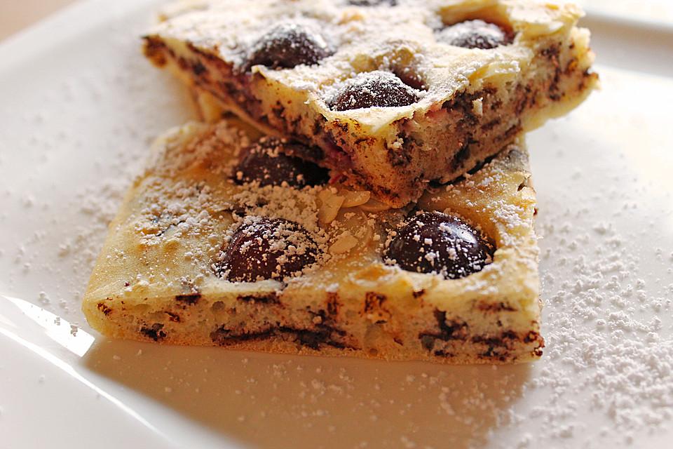 Leichter Buttermilch Kirsch Kuchen Von Frauleintortchen Chefkoch De