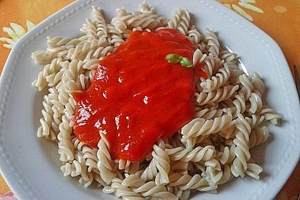 Histaminarmer Ersatz für Tomatensoße 1