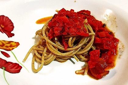 Histaminarmer Ersatz für Tomatensoße