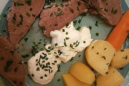 Tellerfleisch mit Bouillonkartoffeln aus dem Slow Cooker 1