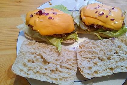 Ciabatta Cheeseburger 2