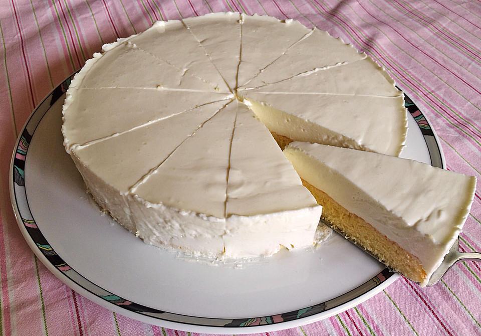 Limetten Creme Torte Von Ulimtada Chefkoch De