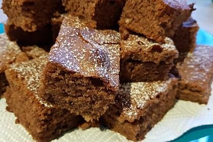 Schoko-Schmand-Brownies